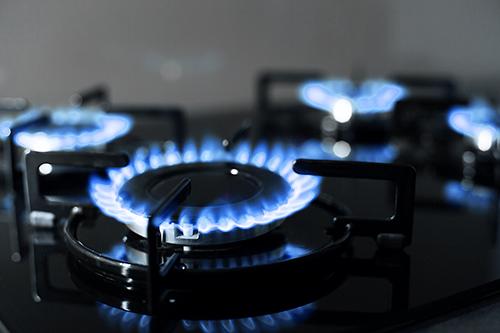Exemplo de processo exotérmico - queima de combustível