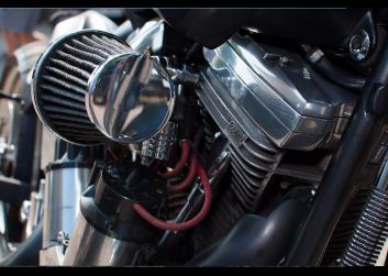 Filtro de ar de um veículo automotor